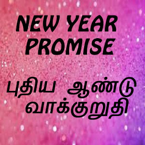 New year Promise