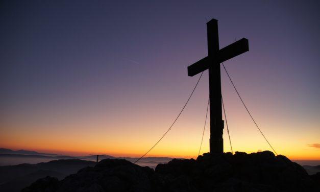 சிலுவையைக் குறித்த மேன்மை