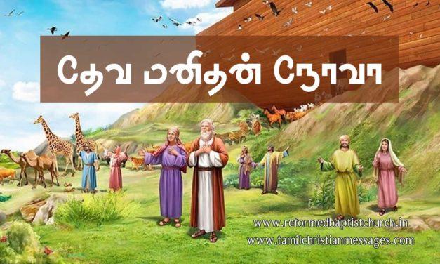 தேவ மனிதன் நோவா